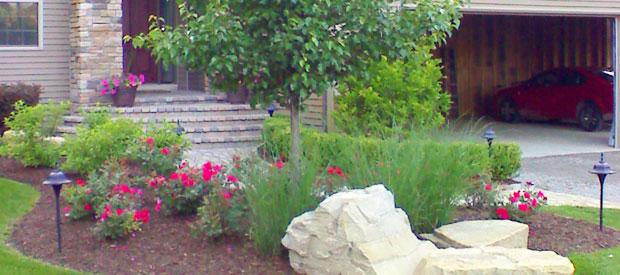 Home Landscape Design Amp Installation Garden And Backyard